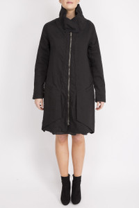 Transit Par Such Grey Black Coat