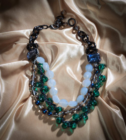Pat Whyte Colour Jewel Necklace