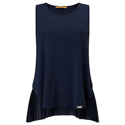 Hugo Boss Orange Navy Top