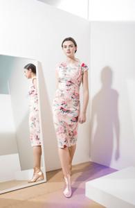 Caroline Luna patterned Dress