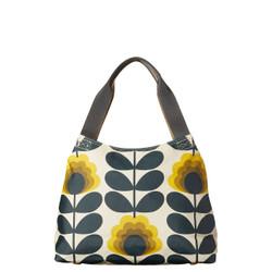 Orla Kiely Classic Shoulder Bag Sunshine
