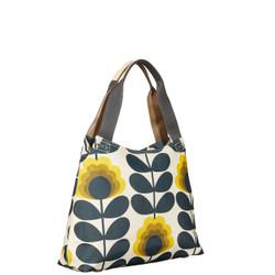 Orla Kiely Classic Shoulder Bag  Sunshine Print