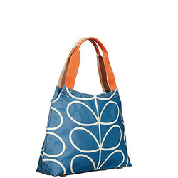 Marine Shoulder Bag by Orla Kiely