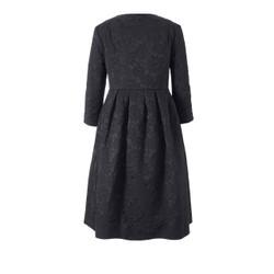 Orla Kiely Flora Jacquard Coat