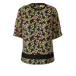Orla Kiely Pattern Top