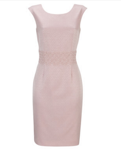 Aideen Bodkin Zanga Pink Dress