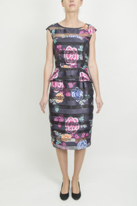 Dresses By Aideen Bodkin Belle Floral Dress