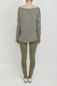 Transit par Such Green Sweater - Back