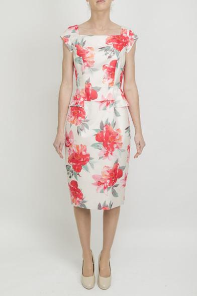 Aideen Bodkin Maca Floral Dress