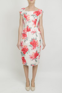 Aideen Bodkin Maca Floral Dress