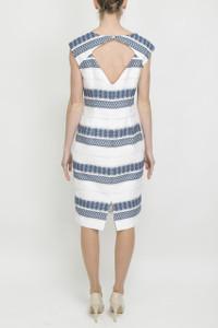 Dress by Aideen Bodkin Cleo Dress - Back