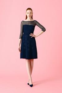 Chiara Boni La Petite Robe Leslie Rc Illusion Dress