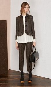 Orla Kiely Jaquard Maya Jacket