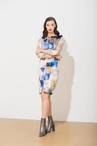 Caroline Kilkenny Cami Dress Abstract