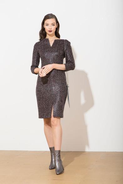 Caroline Kilkenny Cami Dress Stone