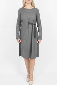 Transit Par Such Grey Dress