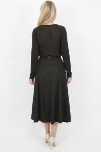 Transit Par Such Draw String Skirt
