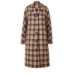 Orla Kiely Tweed Margot Coat