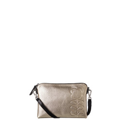 Orla Kiely Poppy Gold Bag