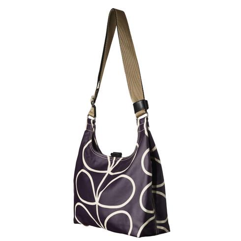 Orla Kiely Mini Sling Bag Orchid