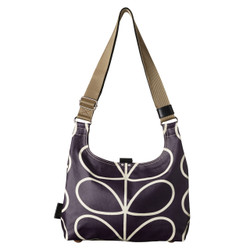 Orla Kiely Mini Sling Bag Orchid