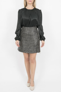 Caroline Kilkenny Jiggy Skirt Stone