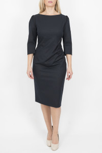 Caroline Kilkenny Navy Julie Dress
