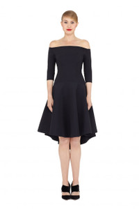 Chiara Boni Black Dress