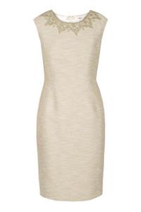 Aideen Bodkin Valeta Gold Dress