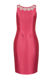 Aideen Bodkin Mambo Pink Dress.