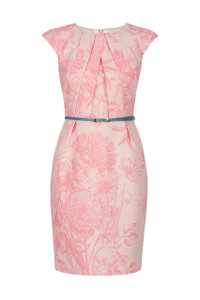 Aideen Bodkin Paso Print Dress.