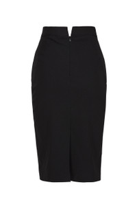 Twin-Set Simona Barbieri Black Skirt Back