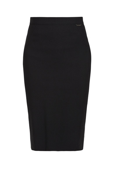 Twin-Set Simona Barbieri Black Skirt