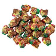 1/4 oz. Foil Wrapped Turkeys - per pound