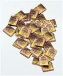 Foiled Dark Chocolate Napolitains - Per Pound
