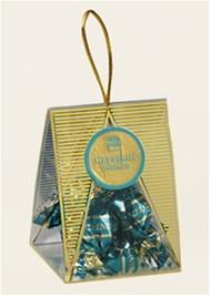 """2 oz Mik Chocolate Hazelnut """"Truffle Ornament"""""""