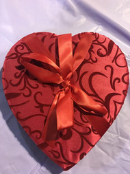 16 oz Assorted chocolate Heart