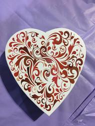 6.5 oz Assorted Chocolate Heart Box