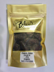 Blum's Organic 70% Dark Chocolate Covered Dates