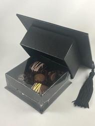 Graduation Cap w/ Assorted Chocolates