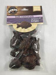 Vermont Nut Free Dark Chocolate Fish