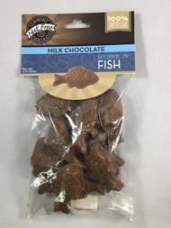 Vermont Nut Free Milk Chocolate fish