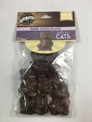Vermont Nut Free Dark Chocolate Cats