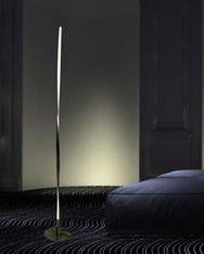 Modern Contemporary LED White Floor Lamp PSK001L