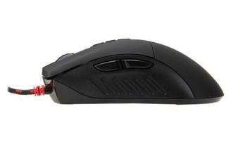 A4Tech Gun3 V3 Black 7 Buttons 1 x Wheel USB Optical Gaming Mouse