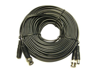 Aposonic A-XBNC20M 20 meters Video & Power Cable