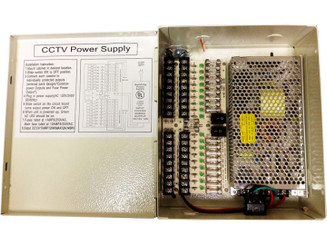 A-XPOWERBOX 12V CCTV Power Supply for Surveillance Cameras
