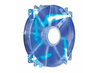 Cooler Master R4-LUS-07AB-GP MegaFlow 200 Blue LED Silent Case Fan