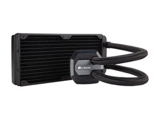 Corsair CW-9060025-WW Hydro H100i V2 240mm Extreme Performance Water Cooler