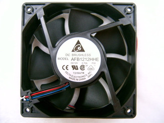 Delta AFB1212HHE-F00 Extreme Hi 120x38mm Fan, 3pin
